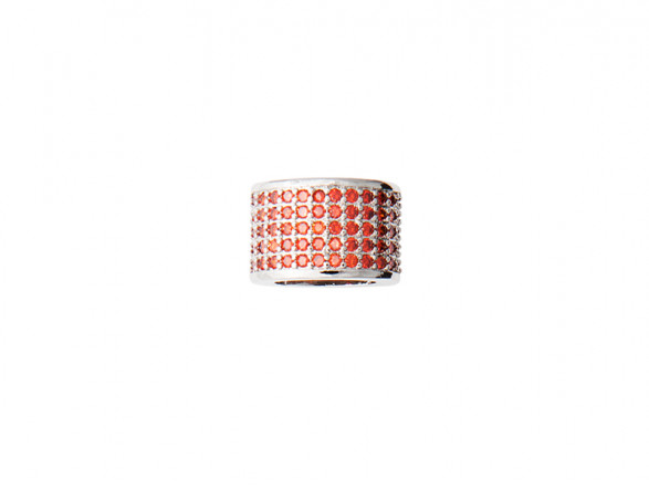 Sparkling Zirconia Red