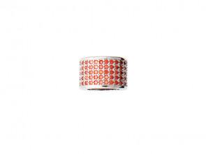 Sparkling Zirconia Red